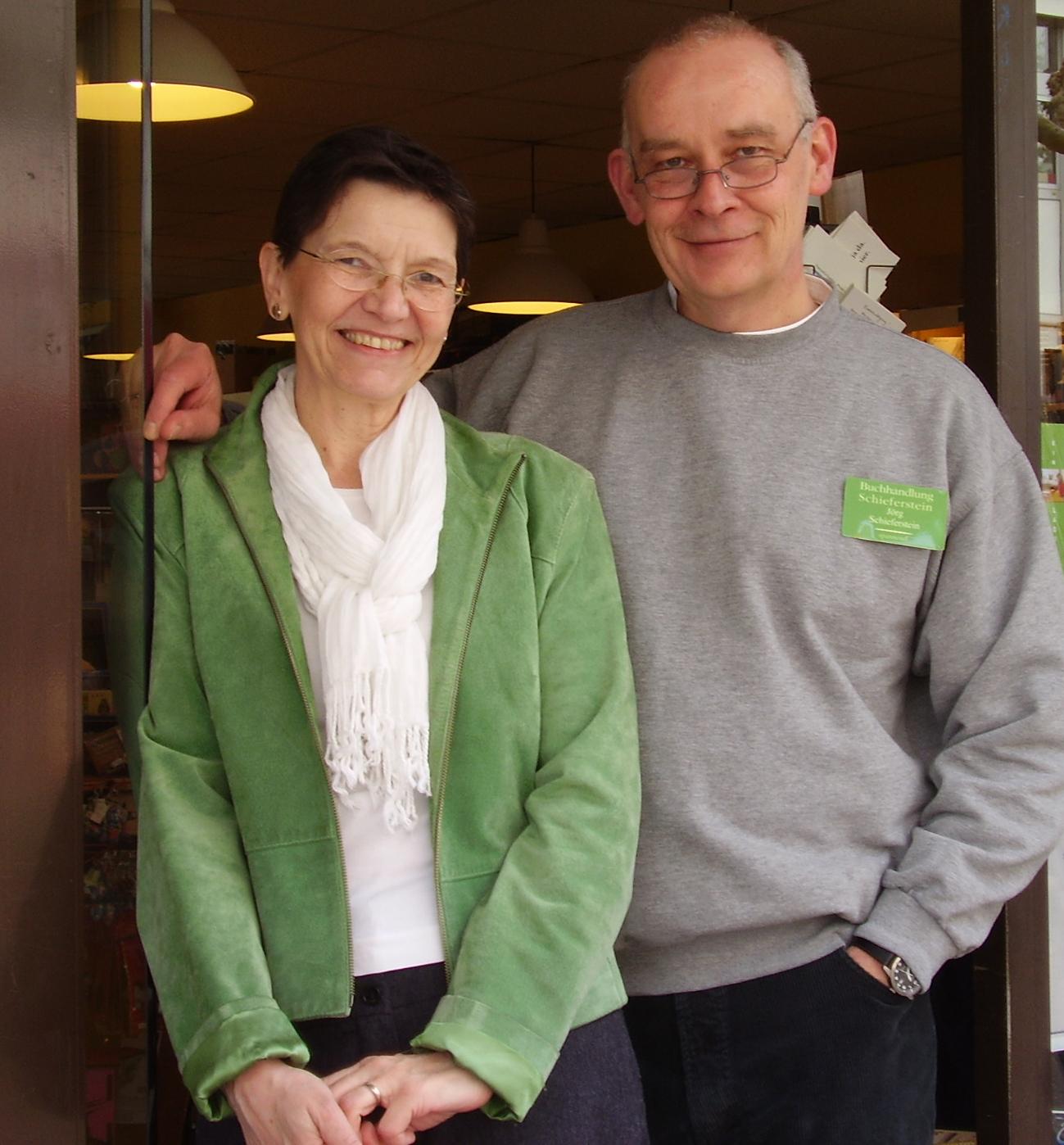 Ute und Jörg Schieferstein im Bild